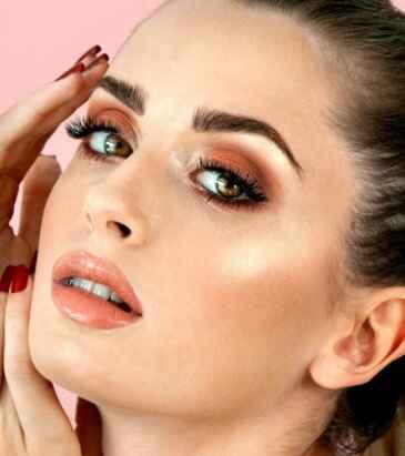 Vip Makeup - Trucco interamente realizzato con i nostri prodotti professionali