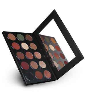 Vip Palette Sensual Eye - Eye Shadow