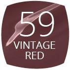 59 Vintage Red